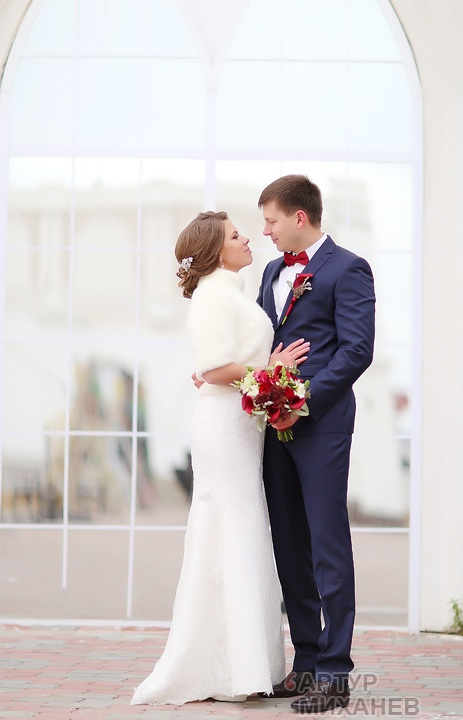 сибирская венеция, свадьба