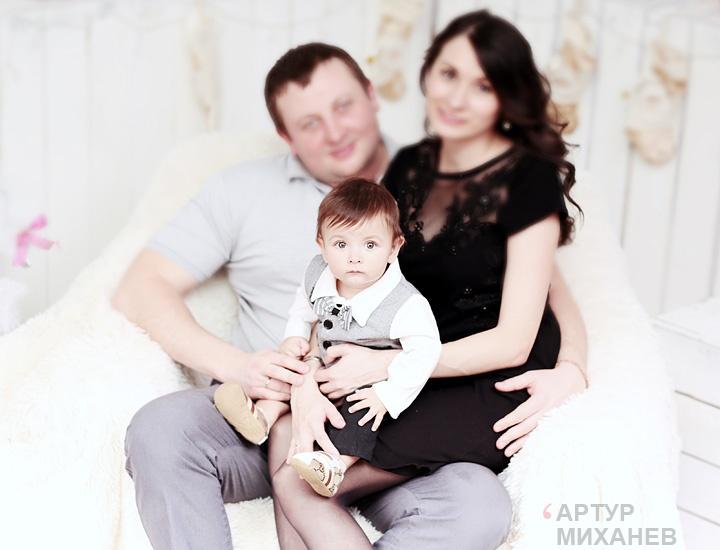 детские фотосессии в красноярске
