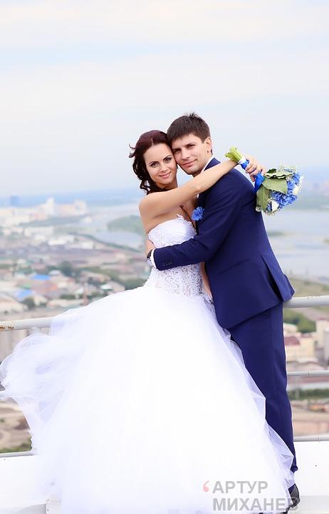 маршруты свадебных прогулок в красноярске
