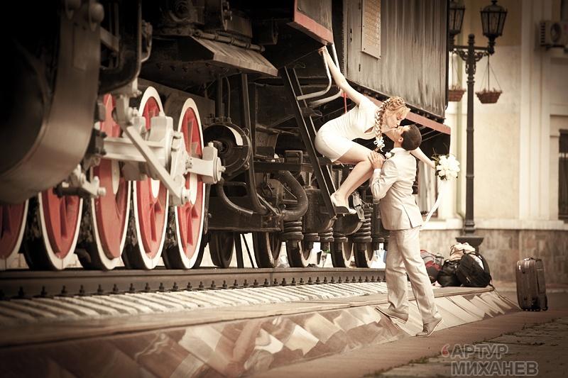 свадебная фотосессия в красноярске