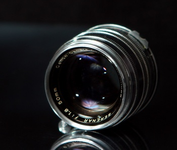 Canon 50mm f/1.8 Serenar