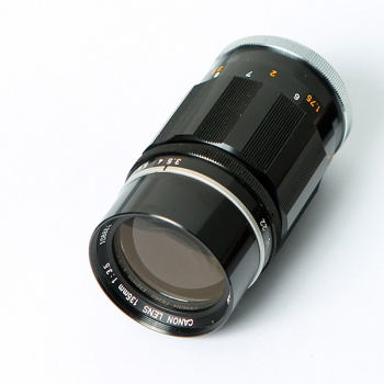 Canon Lens 135mm f/3.5